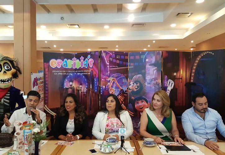 Anunciaron que el evento se realizará el próximo domingo 8 de abril. (Jocelyn Díaz/SIPSE)