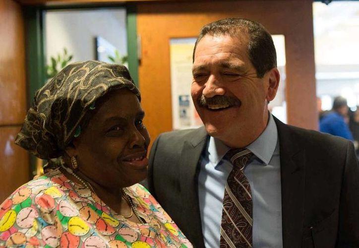 """Jesús García logró dar pelea al actual alcalde de Chicago con una austera campaña de un millón de dólares. (Facebook/Jesus """"Chuy"""" Garcia for Chicago)"""