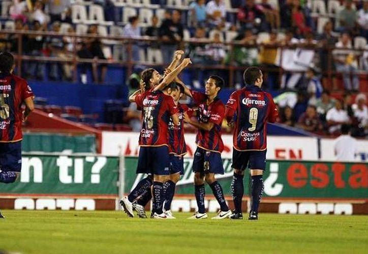 El equipo se enfrentará al Celaya en el estadio Andrés Quintana Roo en Cancún. (Contexto/Internet)