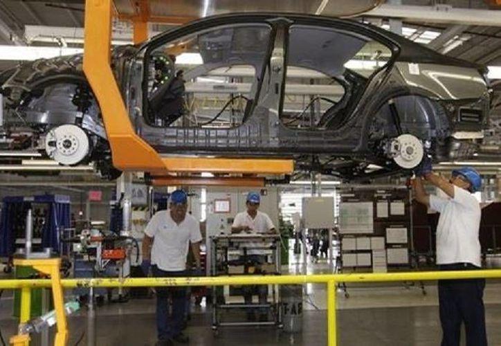 Entre enero y mayo de 2014, México produjo 7.2% más autos que en el mismo lapso de 2013. (Milenio)