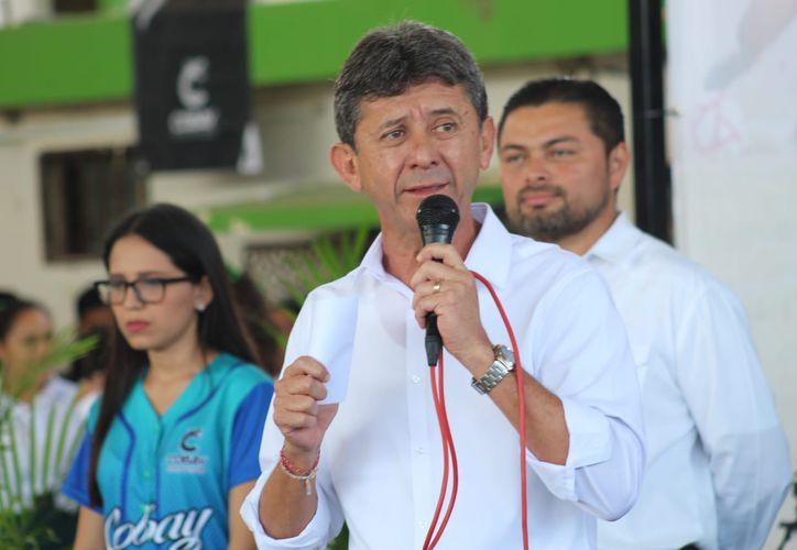 Carlos Sáenz Castillo mandó la petición a la Conade. (Novedades Yucatán)