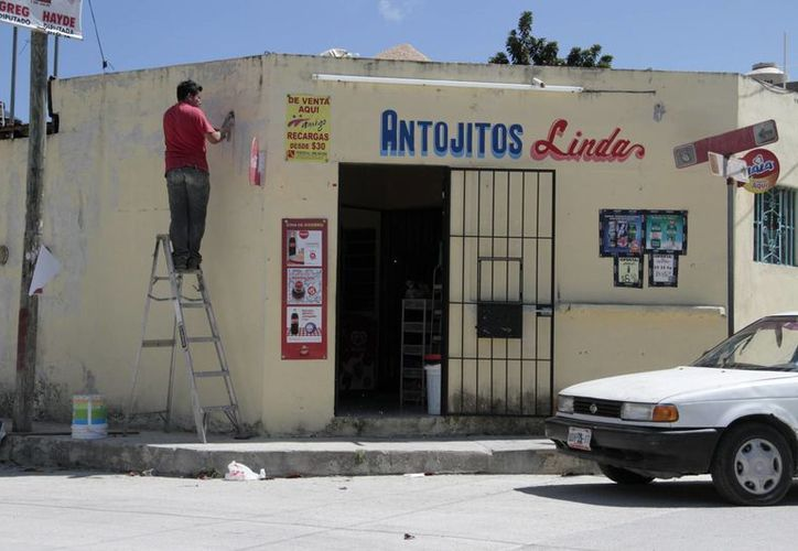 Serán clausurados los negocios que no se regularicen. (Tomás Álvarez/SIPSE)