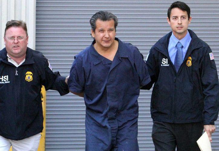 Marco Antonio Delgado Licón, capturado en 2012. (Agencias)