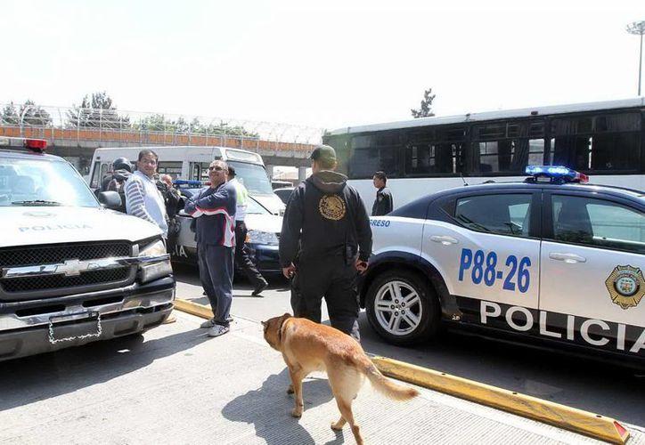 El estado encabeza el número de denuncias por secuestro, con 340 casos. (Archivo/Notimex)