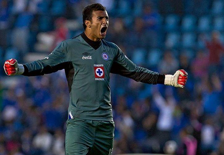El partido terminó  a favor del Cruz Azul 4-1. (Goal)