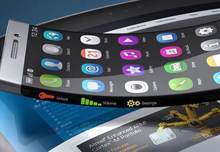 Este dispositivo, en modo abierto, contaría con el tamaño de una tableta. (ComputerHoy)
