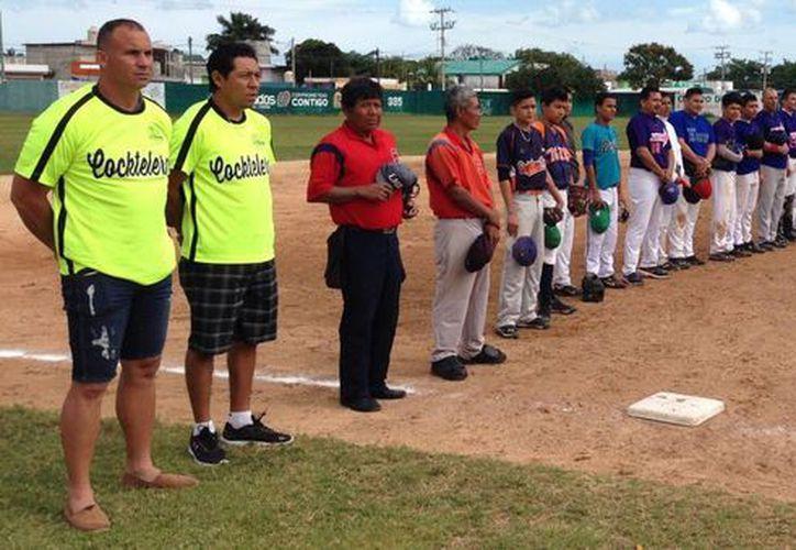 Tigres de Seguridad Pública fue el monarca del torneo relámpago. (Raúl Caballero/SIPSE)
