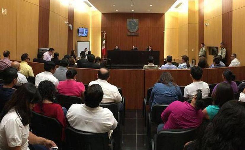 El Tribunal Segundo de Juicio Oral encontró culpable por unanimidad a Johnny Eduardo Hernández Ramírez. (Foto de contexto/Novedades Yucatán)