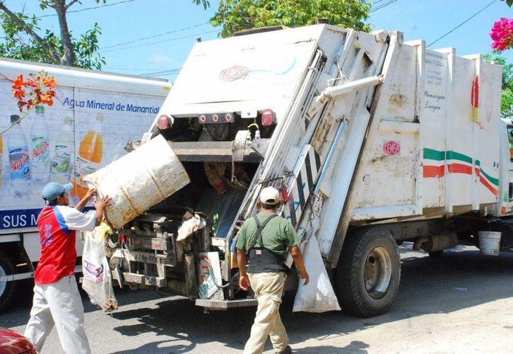 Más de dos millones de pesos para reparar las unidades descompuestas. (Carlos Horta/SIPSE)