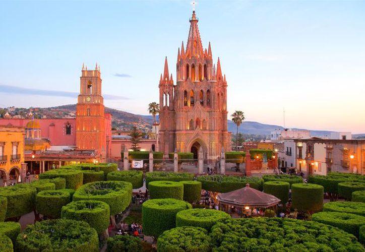 Parroquia de San Miguel Arcángel, San Miguel de Allende. (Internet)