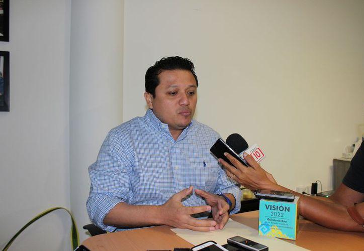 Jesús Duarte Yam, titular de la oficina que depende de la Sintra, fue entrevistado al respecto. (Adrián Barreto/SIPSE)