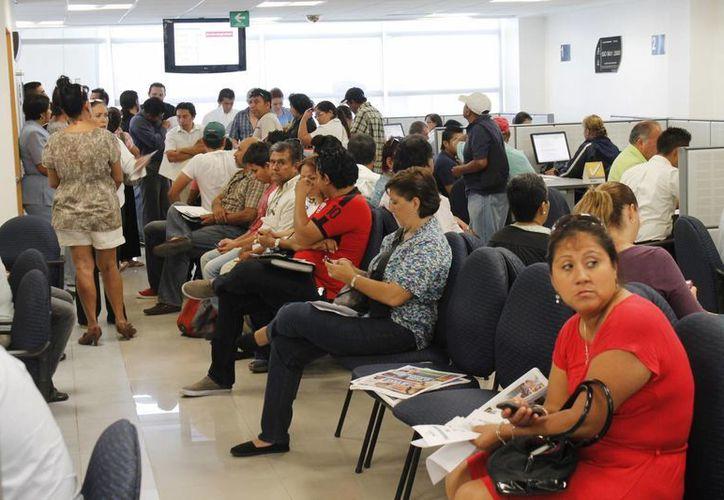 La fecha límite para la presentación de amparos es el 22 de mayo. (Victoria González/SIPSE)