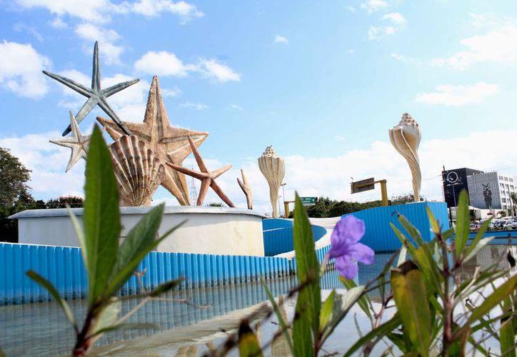 Preparan la celebración de los 50 años de Cancún. (Israel Leal/SIPSE)