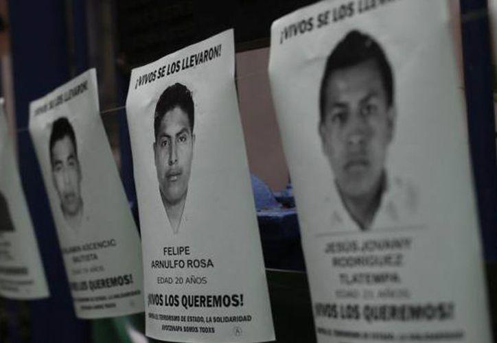 El Movimiento por Nuestros Desaparecidos en México está conformado por 50 organizaciones. (Fundar)