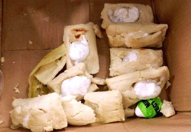 Un salvadoreño intentó pasar 200 tamales rellenos de cocaína a Texas. (Agencias)