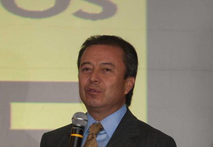 César Camacho dijo que el PRI no solo recurrirá a una elección abierta para seleccionar a sus candidatos. (pritamaulipas.org.mx)
