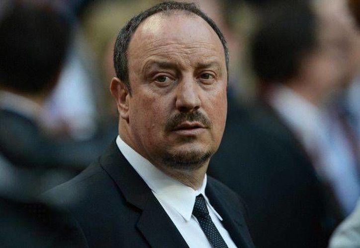 Rafa Benítez(foto), actual director técnico del Real Madrid, se encuentra entre los entrenadores que están en la  'cuerda floja' en Europa. (AP)