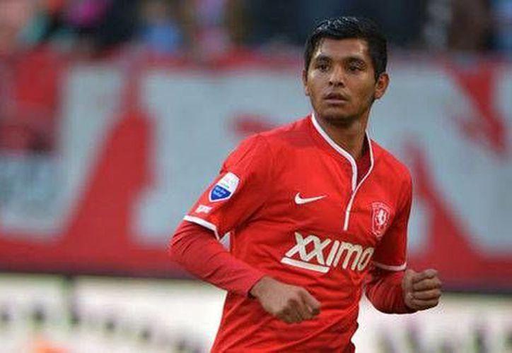Jesús Corona, Tecatito, goleador en el Twente holandés, es el único jugador de la Selección Mexicana que disputará Copa América y Copa Oro. (Fotografía: La Afición)