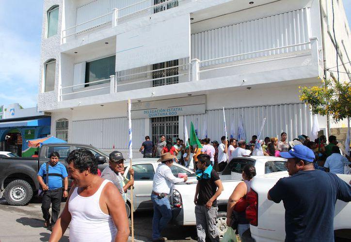 Los beneficiarios son de más de 10 comunidades de Othón P. Blanco, Felipe Carrillo Puerto y Bacalar. (Joel Zamora/SIPSE)