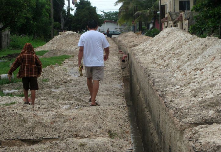 Hasta el momento no cuentan con el presupuesto, ya que depende de la Conagua, pero aseguran que forma parte de las obras prioritarias a realizarse. (Javier Ortiz/SIPSE)