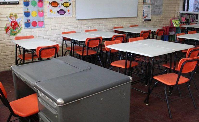 En algunas escuelas de Oaxaca, Chiapas, Guerrero y Michoacán no han iniciado el ciclo escolar 2016-2017 por el paro de la CNTE. (expansion.mx)