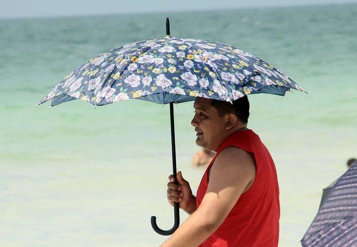 En esta semana, las probabilidades de lluvia en Yucatán se reducirán al 30 por ciento. (SIPSE)