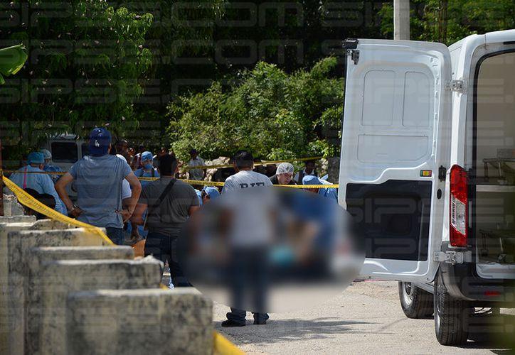 Su actual pareja la siguió a su casa y  en medio de la calle le disparó tres veces.  (Victoria González/SIPSE)