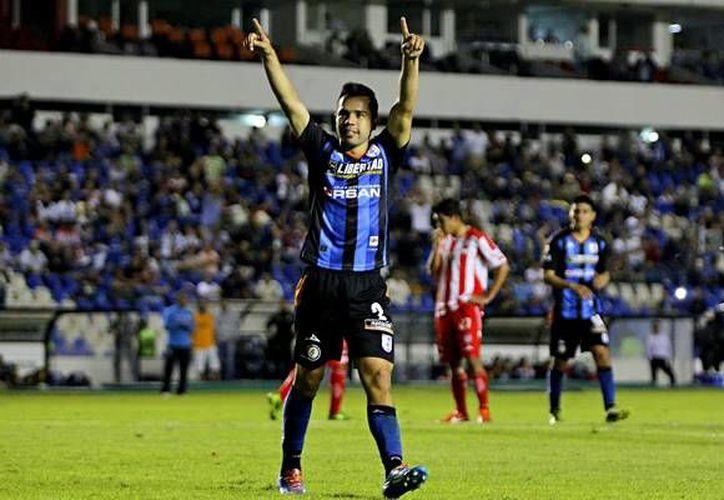 George Corral, de 24 años, recibe el primer llamado de su carrera profesional a la Selección Mexicana. (mediotiempo.com/Foto de archivo)