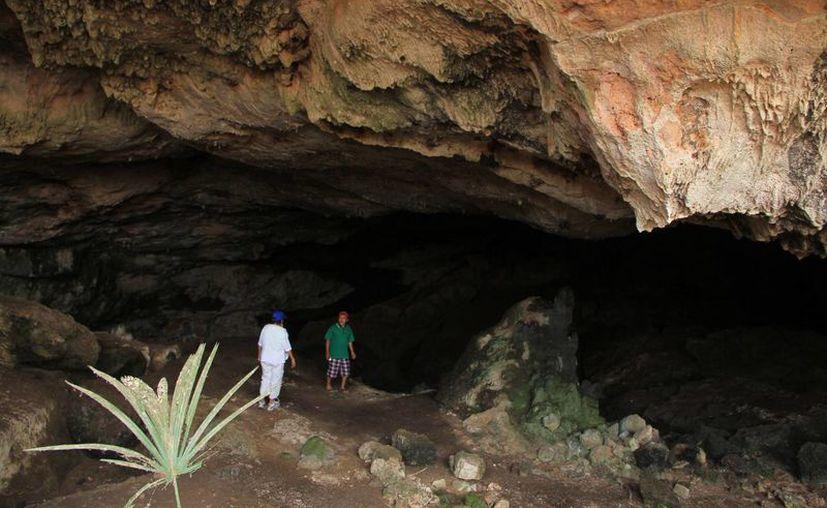 Los cenotes y las grutas son solo algunos de los atractivos turísticos de Yucatán que forman parte de la aplicación digital (app), Travel Guide Yuc. (SIPSE)