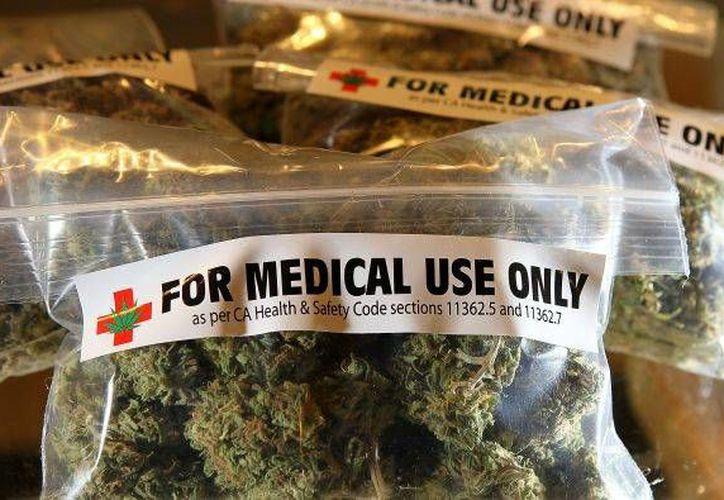 El uso de la marihuana con fines medicinales fue aprobado por el Senado mexicano. (contraparte.mx)