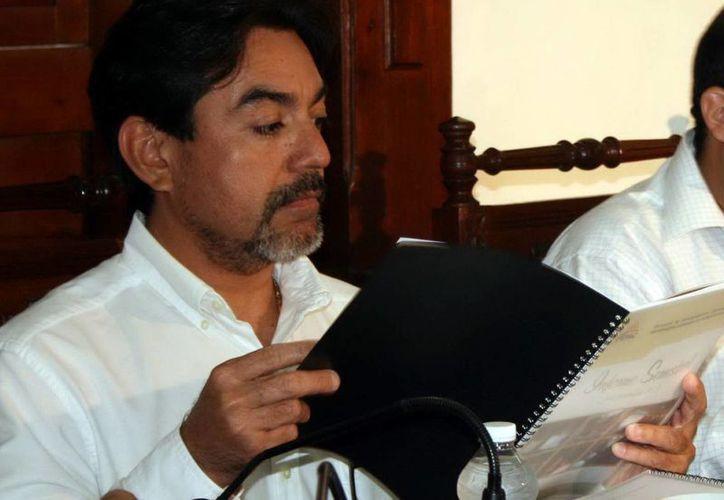 Carlos Durán dijo que el Ipepac atiende las resoluciones del Trife. (Milenio Novedades)