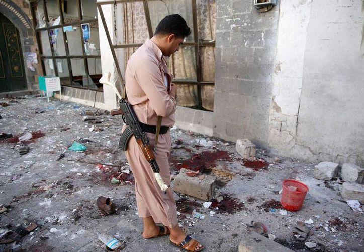 Los ataques de la coalición encabezada por Arabia Saudita dejaron más de 100 muertos en los últimos días, en Yemen. La imagen es de contexto. (AP)
