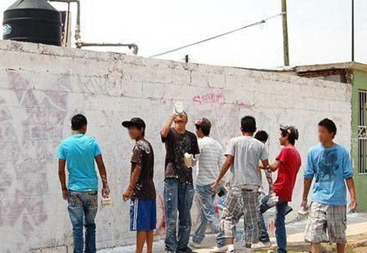 En ocasiones los jóvenes no están conscientes de las consecuencias del delito. (SIPSE/Archivo)