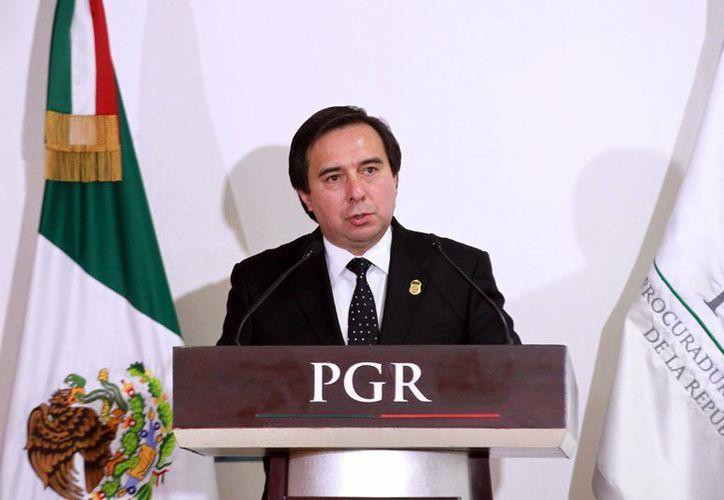 """Expertos de la Comisión Interamericana denunciaron al jefe de la Agencia de Investigación Criminal, Tomás Zerón, por """"manipular"""" y """"tergiversar"""" la realidad en un video no incluido en el expediente del caso Ayotzinapa. (Archivo/Notimex)"""