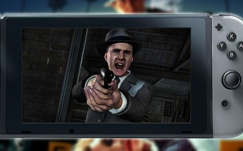LA Noire llegará a Switch, PS4 y Xbox One — Confirmado