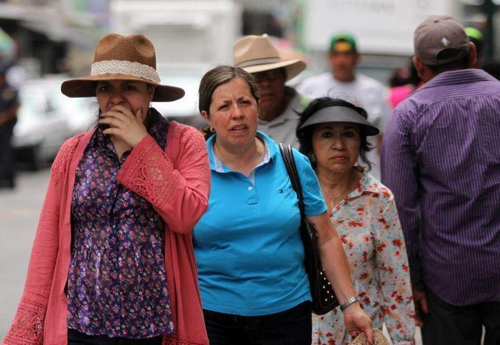 Ayer el termómetro en Mérida registró los 31.8 grados como valor máximo. (Milenio Novedades)