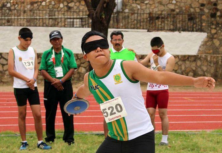 Ayer concluyó la Paralimpiada Nacional 2016, en donde Yucatán se posicionó entre los 10 estados con más medallas. (Milenio Novedades)
