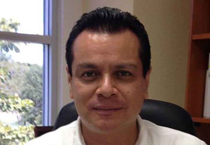 Arturo Castro Duarte, subsecretario de Educación y Cultura en la Zona Norte. (Redacción/SIPSE)
