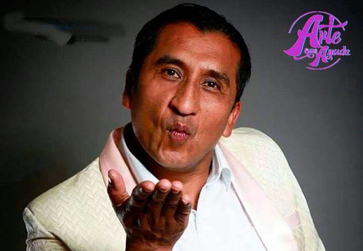 Eduardo Arias, alias 'Lady Wuuu', estará en Mérida en enero próximo. Viene a firmar autógrafos para apoyar una causa altruista. (Facebook/ArtequeAyudaMID)