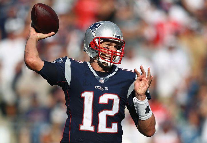 Agentes federales tendrá la tarea de cuidar el jersey de Brady. (Contexto)