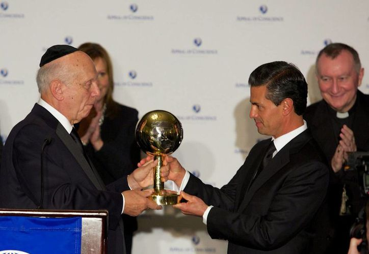 Peña Nieto destacó ante líderes mundiales los beneficios de las reformas estructurales aprobadas en el país. (Notimex)