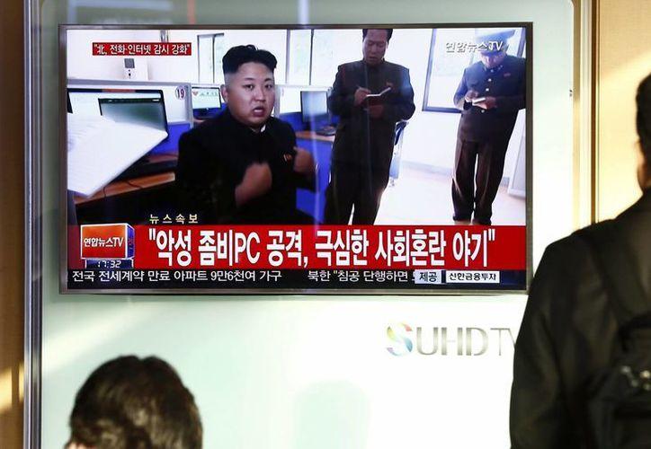 La comunidad internacional duda que Corea del Norte cuente con la tecnología requerida para ojivas nucleares, como asegura su líder supremo, Kim Jong-un. (EFE)