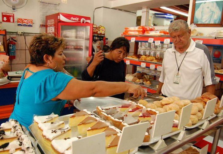 Muchas panaderías de la ciudad son negocios familiares. (Milenio Novedades)