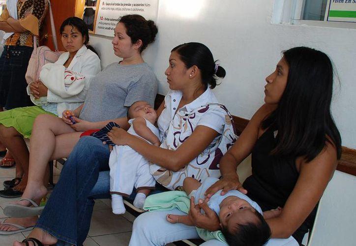 El 6% de los eventos obstétricos practicados terminaron en aborto. (Harold Alcocer/SIPSE)