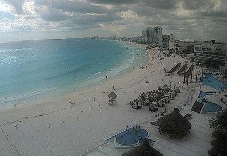 Las condiciones climáticas propician fuerte viento y oleaje elevado. (Foto de Contexto/Internet)