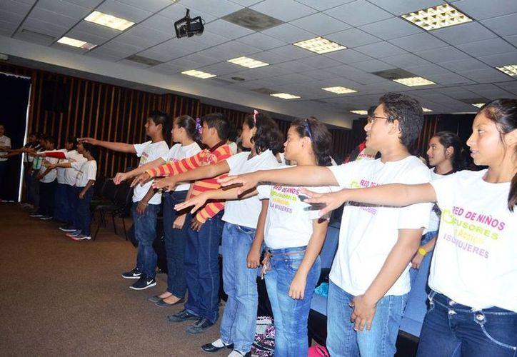 En total 20 menores de edad participan en el programa. (Redacción/SIPSE)