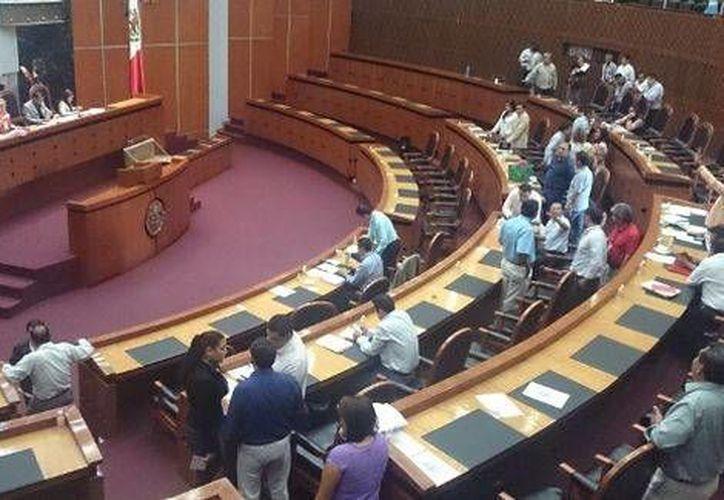 El pleno decidirá si se aprueba o rechaza la iniciativa del Ejecutivo local. (Rogelio Agustín Esteban/Milenio)