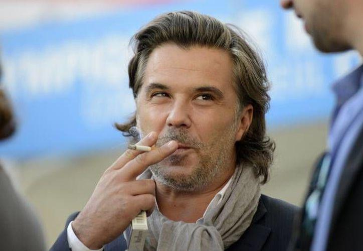Vicent Labrune podría haber aceptado comisiones ilícitas como parte del traspaso del delantero Gignac por 16 millones de euros, del Tolosa al Marsella. (butfootballclub.fr/Foto de archivo)