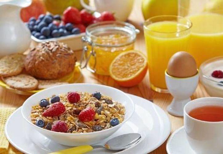 El desayuno es una de las comidas más importantes que se realiza durante el día. (Foto ilustrativa/Internet)