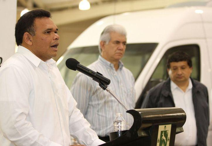 El Gobernador estará de gira por el municipio de Yaxcabá. (SIPSE)